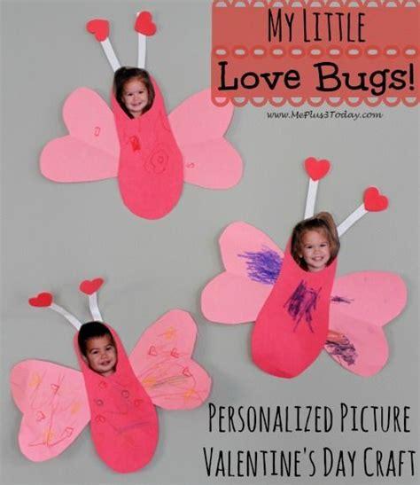 personalized love bug valentines day craft valentines