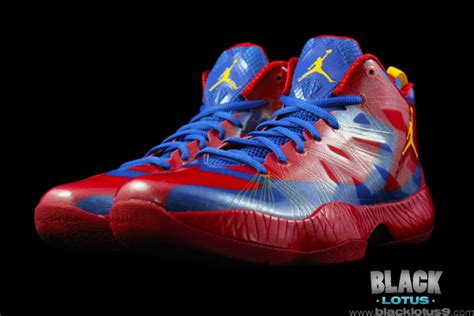 superman basketball shoes the air 2012 lite black lotus performance reviews