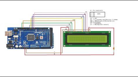 tutorial lcd com arduino potentiometer wiring arduino wiring diagram schemes