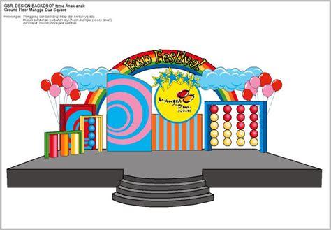 gambar layout panggung esa creative company march 2006
