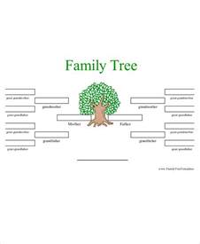 family tree template docs family tree template 10 free psd pdf documents