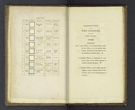 libro vivid colored pencil tesori d archivio la nomenclatura dei colori nell 800 frizzifrizzi