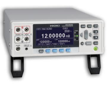 precision resistance meter hioki launches high precision wide range resistance meter rm3545 hioki