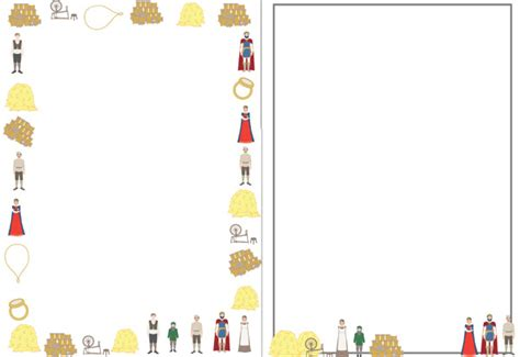 Cooking Board by Rumpelstiltskin Themed Notepaper Free Early Years