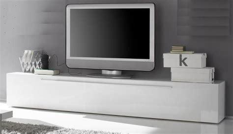 lowboard tv unterteil weiss hochglanz lack italien