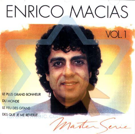 Master Vol 6 1 master serie vol 1 by enrico macias