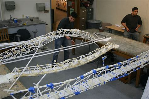 How To Make A Strong Paper Bridge - image gallery paper bridges