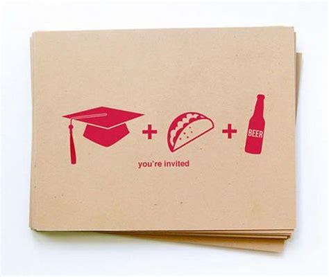 Mba Graduation Ideas by 10 Creative Graduation Invitation Ideas Invitation
