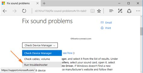 how to fix sound problems how to audio troubleshooter for windows 10 pro