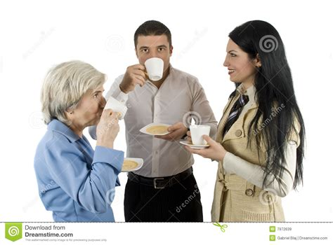 Kaos Berak Business S M L Xl business at coffee stock image image 7972639