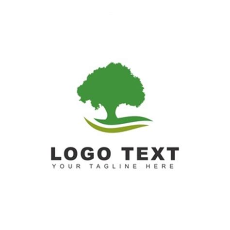 Eco Vectors Photos And Psd Files Free Download Green Tree Logos Vector Graphic 01 Vector Logo Free