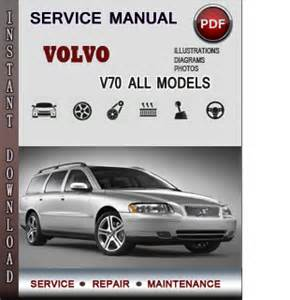 volvo v70 service repair manual download info service