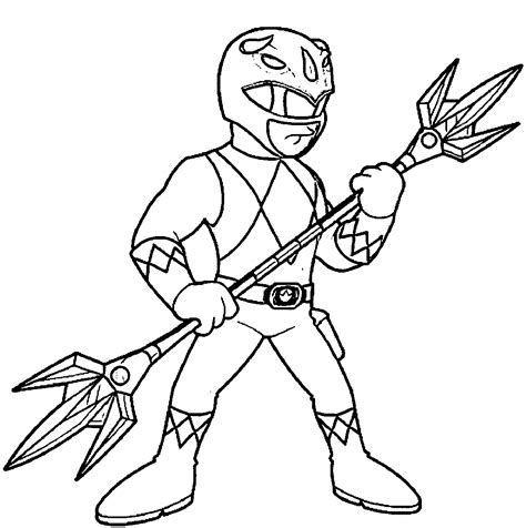 power ranger coloring page power rangers coloring pages wecoloringpage