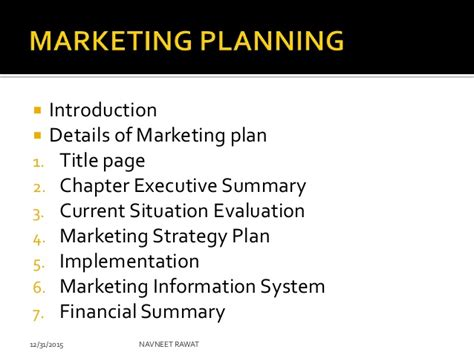Mba Present Situation by Mba Notes Marketing