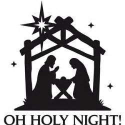 Three Kings Christmas Decorations - silhouette design store view design 35193 oh holy night christmas vinyl phrase