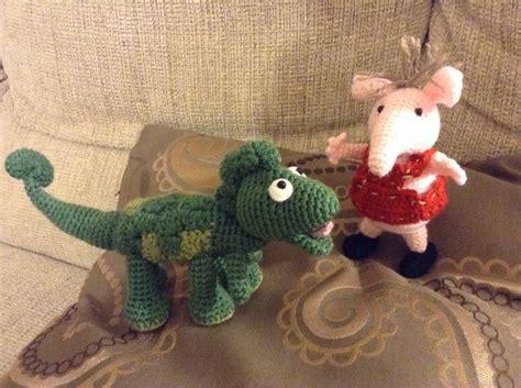 knitting pattern clangers crochet clanger and soup dragon crochet pinterest