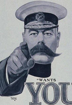 the secret of the poster that sent millions to war