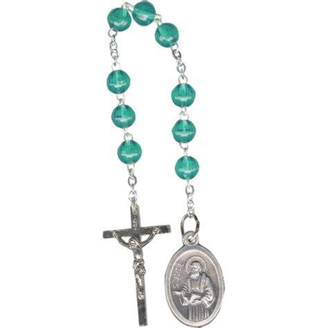 st jude rosary st jude chaplet leaflet missal