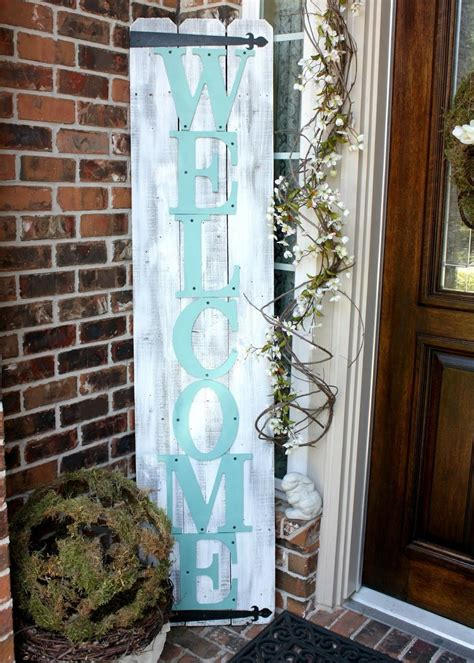 Decorate A Fence 10 Tips For Bringing Spring To Your Front Porch
