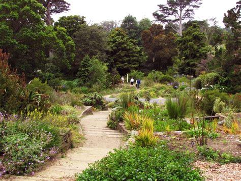 Botanical Gardens Sf San Francisco Botanical Garden Westjet