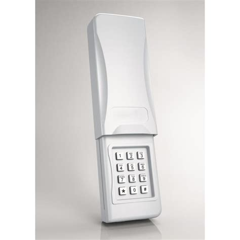 Wireless Garage Door Opener Keypad by Shop Sommer Sommer Compatible Wireless Rolling Code Garage