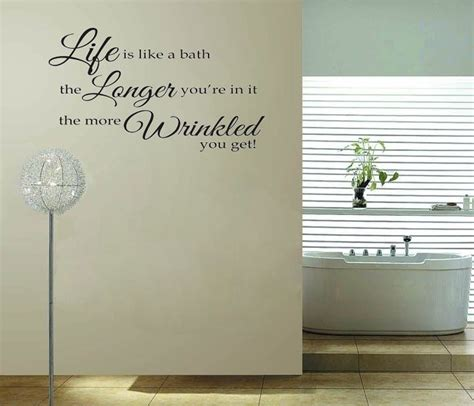 bathroom sayings for walls relax bathroom quote vinyl wall decal graphics home
