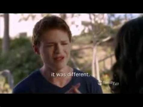 emmett talks with his voice to bay // switched at birth