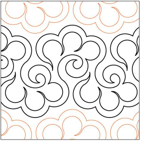 Pantograph Quilting Patterns Free by Continuous Line Quilting Patterns Quilts Patterns
