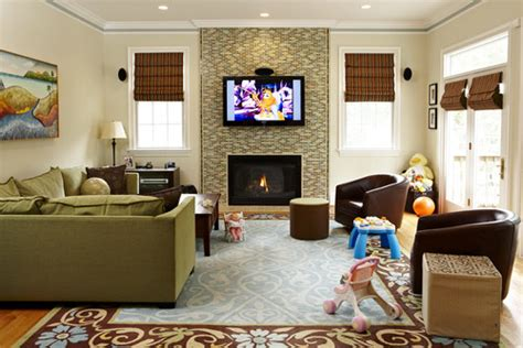 how do you hide the wires for a tv above fireplace
