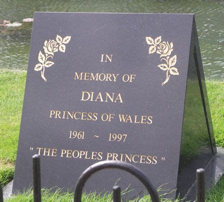 where is diana buried pinterest the world s catalog of ideas