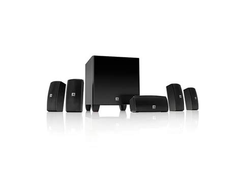 Home Theater Di Electronic City Electronic City Jbl Home Theatre Package Black Cinema 610