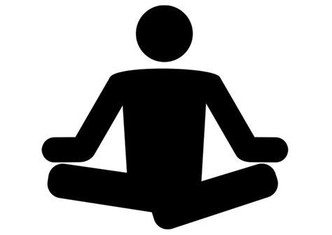 Imagenes De Yoga Para Colorear | dibujo para colorear yoga img 26413