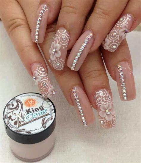 imagenes de uñas acrilicas botanic nails u 241 as acrilicas decoradas animal print u 241 as decoradas
