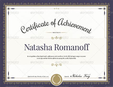 Certificate Template Photoshop award certificate template 29 in pdf word excel psd esp