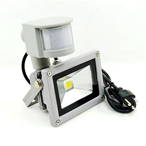 smart outdoor flood light zhma 10w motion sensor flood light us 3 outdoor led