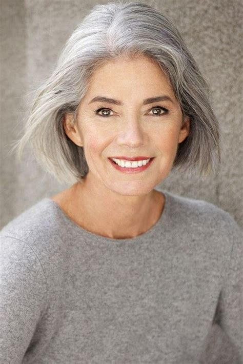 managing grey hair silver model management paris going gray gracefully