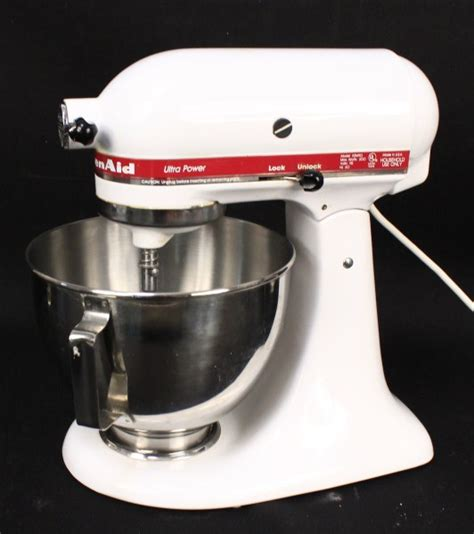 Kitchen Aid Mixer Ultra Power Model KSM90