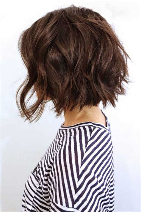Bob Haircuts Thick Wavy Hair | 10 bob hairstyles for thick wavy hair short hairstyles