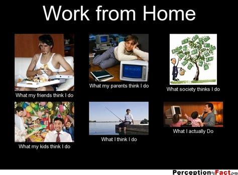 Work Friends Meme - work from home what people think i do what i really