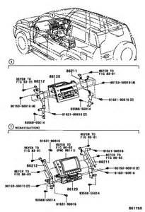 radio receiver lifier condenser for toyota land cruiser land cruiser prado kdj125 2002
