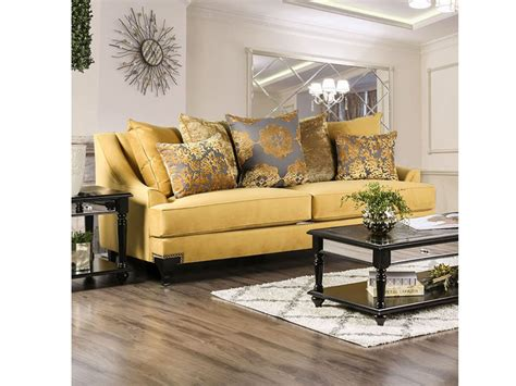 sofa gold american style fabric sofa sets home design gold couch antique thesofa