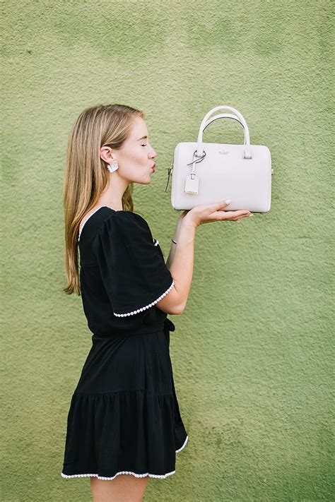 my kate spade summer bag   a lonestar state of southern