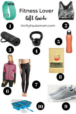 Haute Gift Guide For The Wreck by Fitness Lover Gift Guide