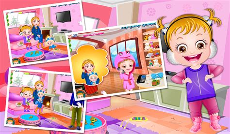 hazel new year baby hazel new year bash android apps on play