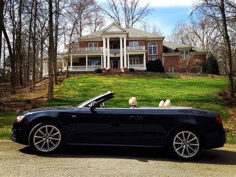 audi a5 convertible reviews audi a5 convertible cabriolet review in cary carolina