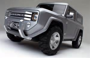 new age ford bronco coming to in australia