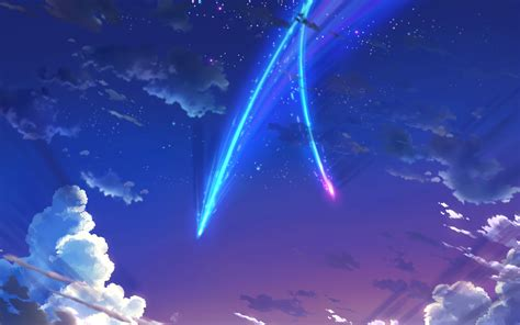 wallpaper anime kimi no na wa anime your name kimi no na wa wallpaper makoto shinkai