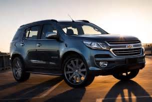 new chevrolet trailblazer 2017 price launch specifications