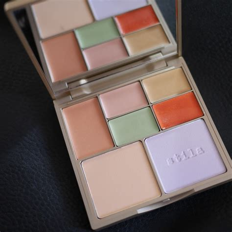 Stila Correct All In One Color Correcting Palette aci summer 2016 preview featuring stila