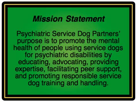psychiatric service psychiatric service partners guidance info support